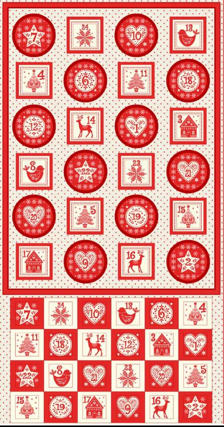 Scandi Advent Calendar 1971