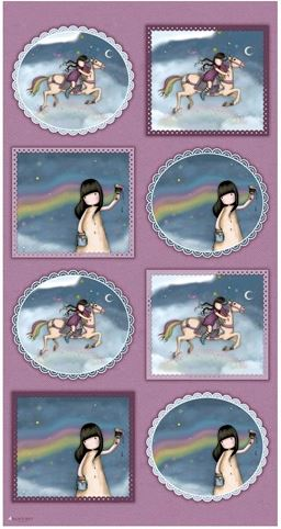 Panel Gorjuss - Rainbow Dream 24321