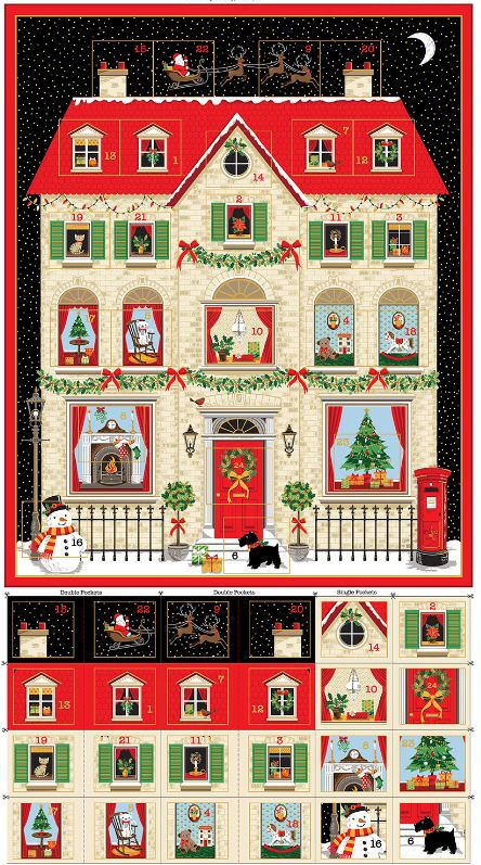 House Advent Calendar 2133